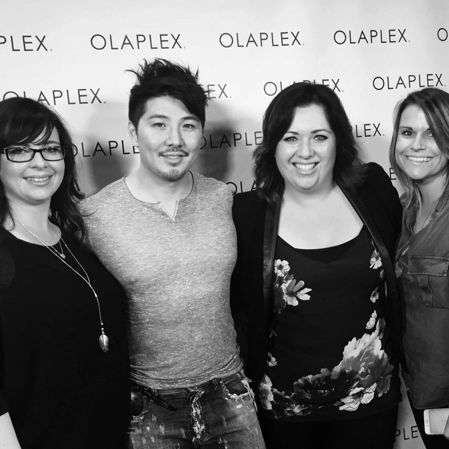 Olaplex World Tour